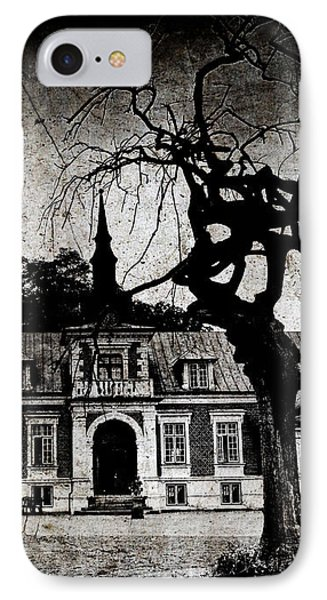 The Mansion Phone Case by Laura Melis
