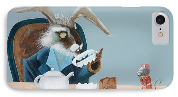 The March Hare IPhone Case