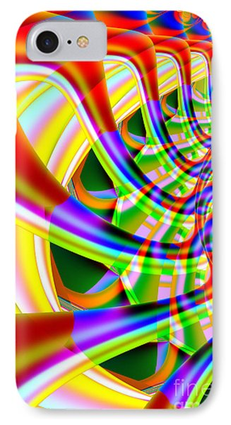 The Marching Band . Vertical . S14 IPhone Case