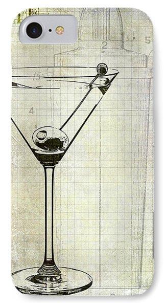 The Martini IPhone Case