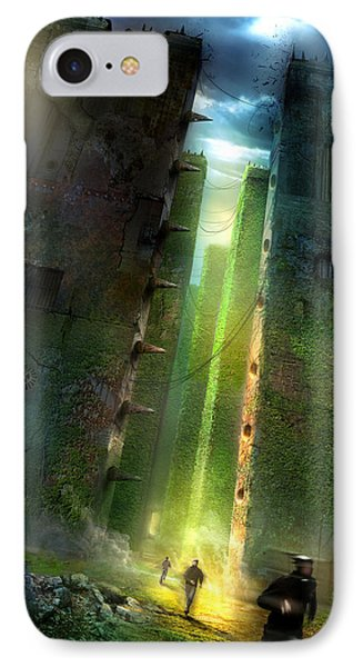 The Maze Runner IPhone 7 Case