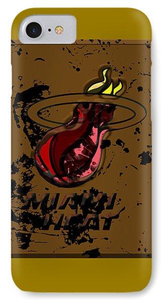 The Miami Heat IPhone Case