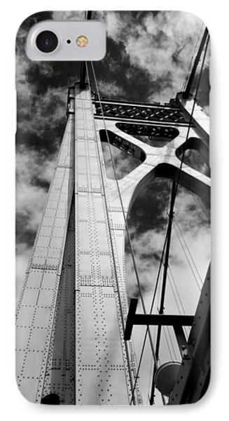 The Mid-hudson Bridge IPhone Case