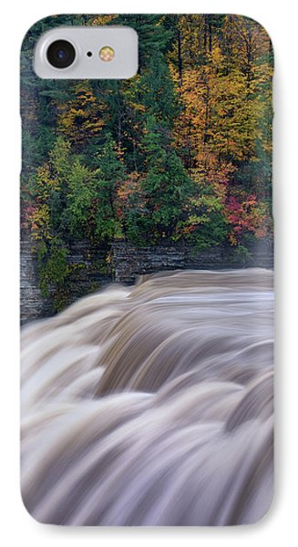 The Middle Falls IPhone Case