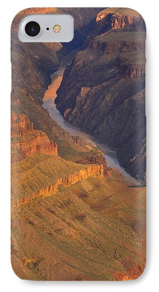 IPhone Case featuring the photograph The Mighty Colorado by Stephen  Vecchiotti