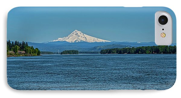 The Mighty Columbia Phone Case by Jon Burch Photography