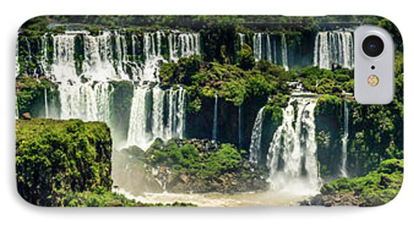 IPhone Case featuring the photograph The Mighty Iguazu  by Andrew Matwijec