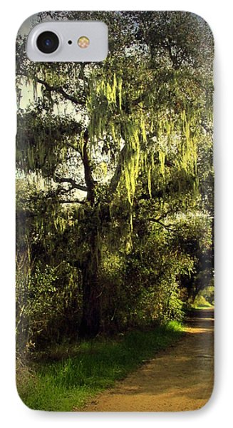 The Mighty Oaks Of Garland Ranch Park 2 IPhone Case by Joyce Dickens