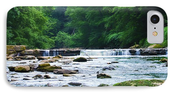 The Mighty Wissahickon Phone Case by Bill Cannon
