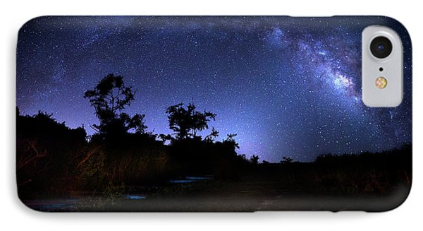 The Milky Way Trail IPhone Case