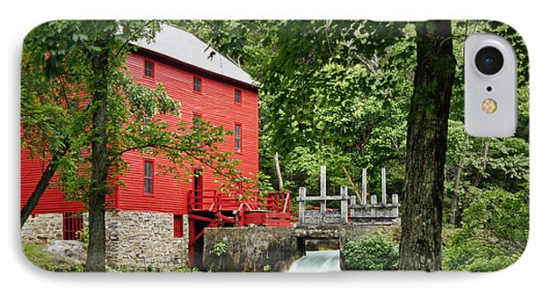 The Mill At Alley Spring IPhone Case