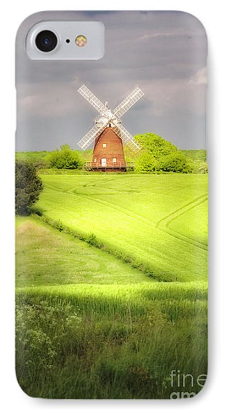 The Mill Uphill IPhone Case by Jack Torcello