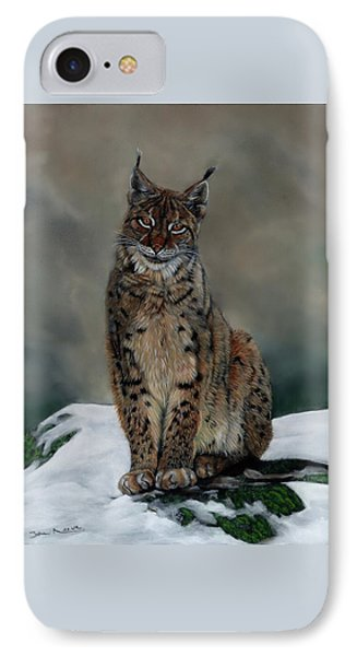 The Missing Lynx IPhone Case