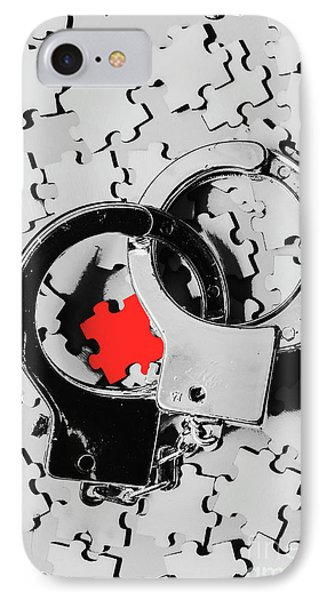 The Missing Puzzle Piece IPhone Case