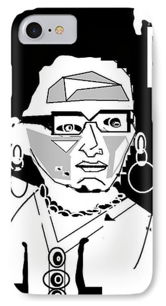 The Model IPhone Case