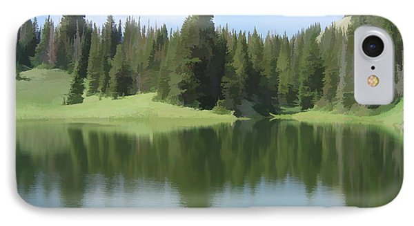 The Morning Calm IPhone Case by Gary Baird