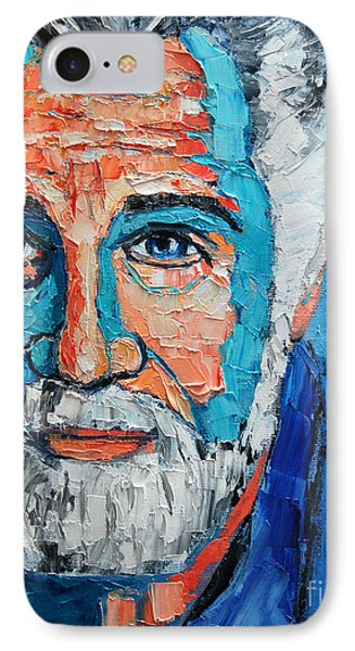 The Most Interesting Man In The World Phone Case by Ana Maria Edulescu