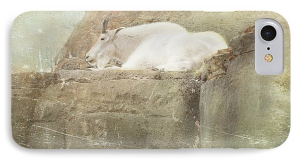 The Mountain Goat IPhone Case