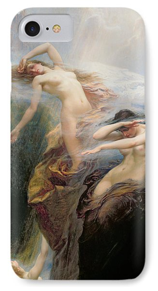 The Mountain Mists Phone Case by Herbert James Draper