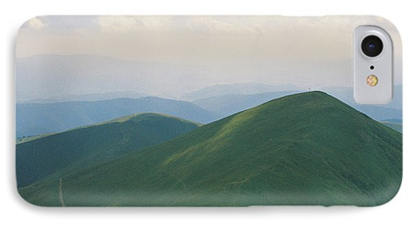 The Mountains IPhone Case by Anton Popov