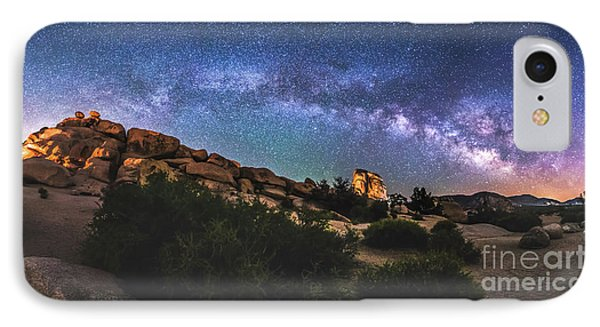 The Mystic Valley IPhone Case by Robert Loe