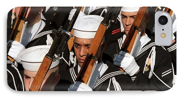 The Navy Ceremonial Honor Guard Phone Case by Stocktrek Images