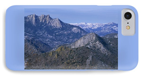 The Needles - Rincon Trail IPhone Case