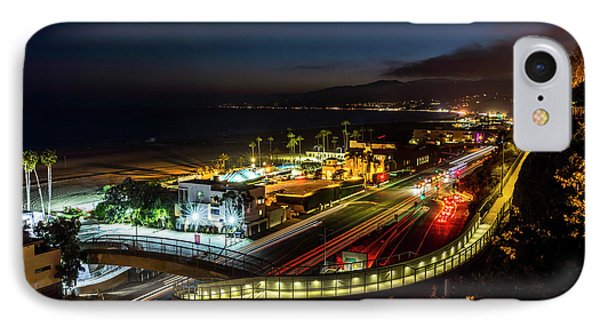 The New P C H Overpass - Night IPhone Case
