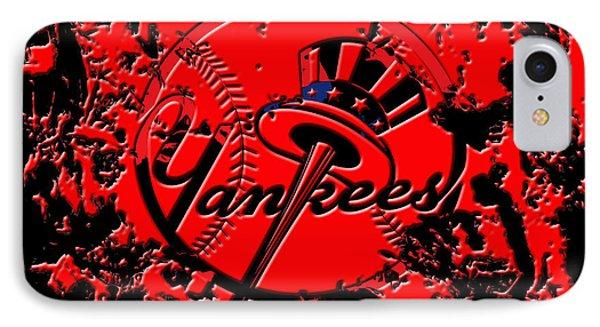 The New York Yankees B1 IPhone Case