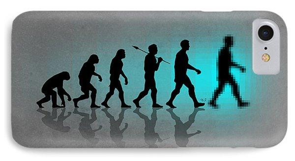 The Next Big Step IPhone Case