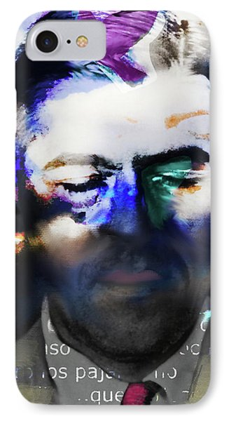 The Night Of The Dream IPhone Case by Paul Sutcliffe