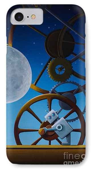 The Night Shift IPhone Case