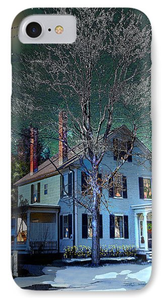 The Noble House IPhone Case by Nancy Griswold