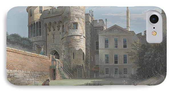 The Norman Gate And Deputy Governor's House IPhone Case