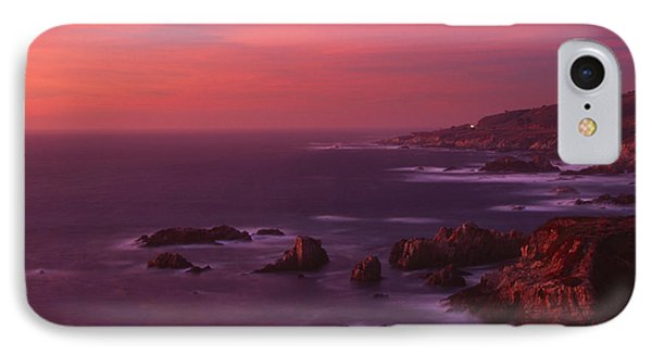 The North Coast - Highway One IPhone Case