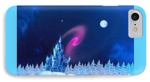 The North Pole Phone Case by Corey Ford