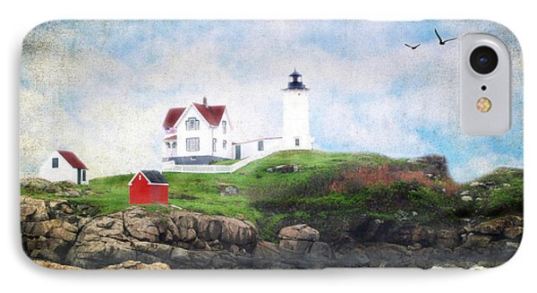 The Nubble Phone Case by Darren Fisher
