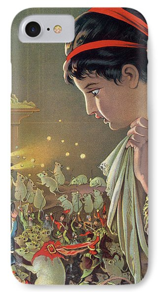The Nutcracker IPhone Case by Carl Offterdinger