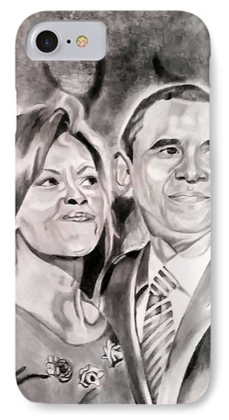 The Obamas IPhone Case