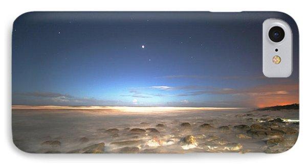 The Ocean Desert IPhone Case by Robert Och