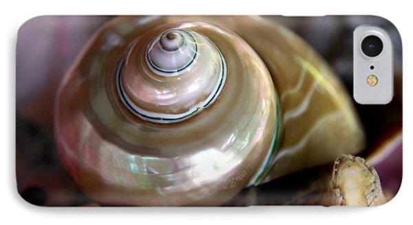 The Oceans Jewel IPhone Case by Karen Wiles