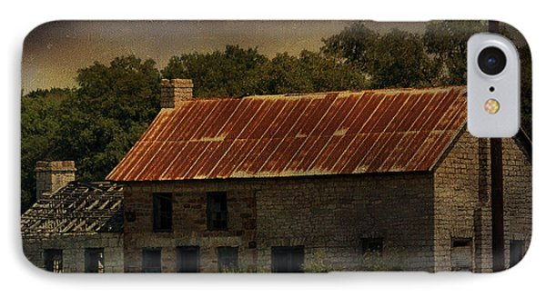 The Old Barn IPhone Case by Jill Smith