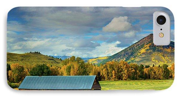 The Old Barn IPhone Case by John De Bord