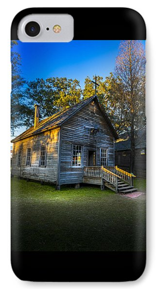 The Old Church IPhone Case by Marvin Spates