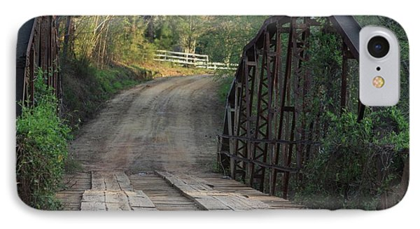 The Old Country Bridge IPhone Case