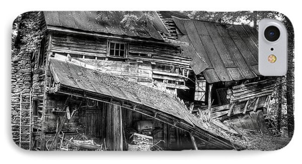 IPhone Case featuring the photograph The Old Homestead by Douglas Stucky