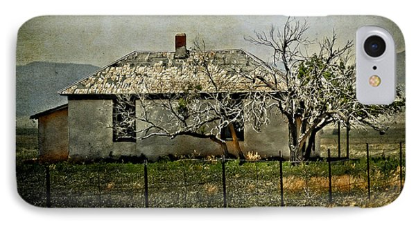 The Old House IPhone Case by Jill Smith