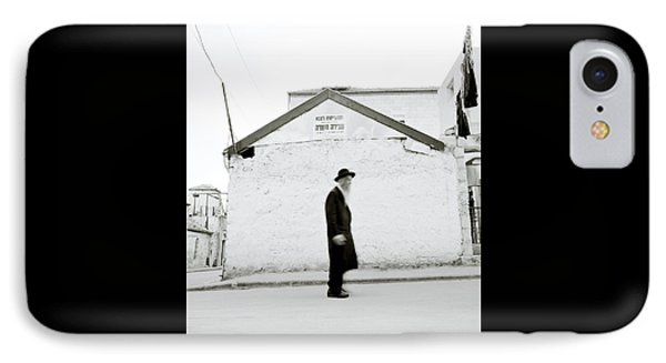 The Old Man Of Mea Shearim IPhone Case by Shaun Higson