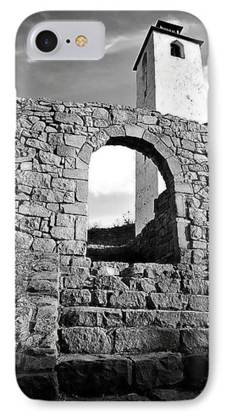 The Old Medieval Fortress IPhone Case