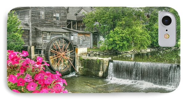 The Old Mill IPhone Case by Myrna Bradshaw